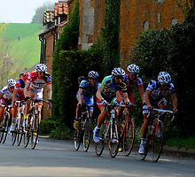 The Peloton by infinityphotos