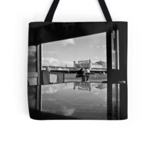 A View From A Chair Tote Bag