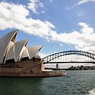 Sydney Landmarks by Lisa Williams