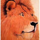 Lions are King of the Wild by 1illustlady