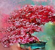 Japanese maple - painted by PhotosByHealy