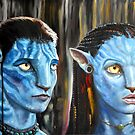 Avatar by Wayne Dowsent