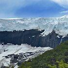 Glaciar de Monte Tronador, Lago Nahuel Huapi NP, Bariloche by strangelight