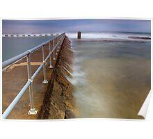 Merewether Ocean Baths - The Overflow Poster