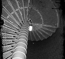 Spiral Stairs by Scott Brookshire