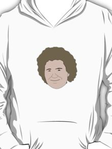 6th Doctor - Colin Baker T-Shirt