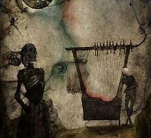 Lyre of Orpheus by Talonabraxas