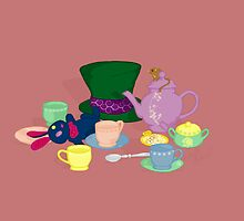 Mad Tea Party by KMartinez