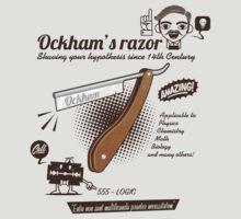 Ockham's razor by TokyoCandies