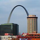 St. Louis Arch by Unconventional