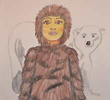 My Fur by deborah kucher