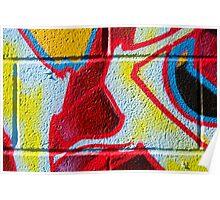 Graffiti 488 Poster
