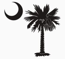 Black Palmetto Moon by PalmettoTrading