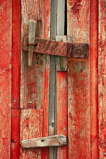 Latch and Lever by Elisabeth van Eyken