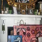 MY STUDIO # 1 by Barbara Cannon  ART.. AKA Barbieville