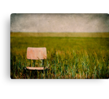green office Canvas Print