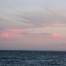 Sunset at Port Arlington, Victoria by lutontown