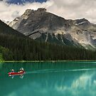 Emerald Lake, Yoho NP, Canada by strangelight