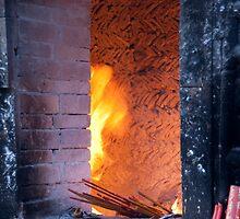Sacred Fire by Rene Fuller