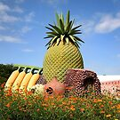 Fruit Monument by snehit