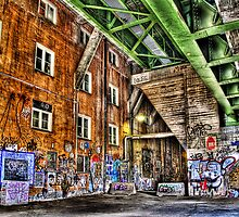 Graffiti by cloud7