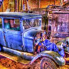 Vintage Car II by Daidalos