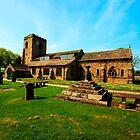 Saint Wilfrid's Ribchester by John Hare