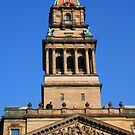 Wayne county building by snehit