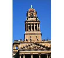 Wayne county building Photographic Print
