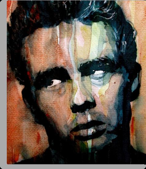 James Dean by LoveringArts