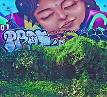 Face of the Barrio by heatherfriedman