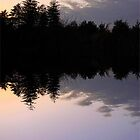 Mirror Lake by Jean Gregory  Evans