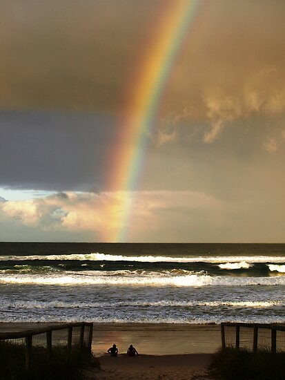 Watchin the Rainbow by Jason Dymock Photography