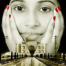 My Dream-Taj Mahal by Mukesh Srivastava