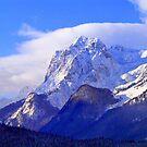 Mountain Blue by Daidalos
