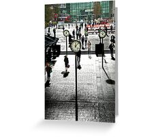 Are There Enough Hours in the Day? Greeting Card