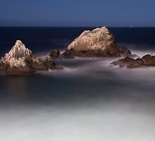 Night at Seal Rock by MattGranz