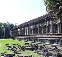 Cambodia. Angkor Wat , Siem Reap 5 by Feesbay