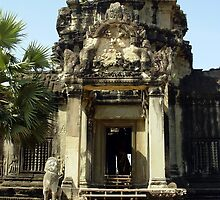 Cambodia. Angkor Wat , Siem Reap 6 by Feesbay