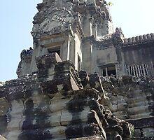 Cambodia. Angkor Wat , Siem Reap 17 by Feesbay