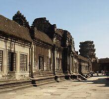 Cambodia. Angkor Wat , Siem Reap 19 by Feesbay