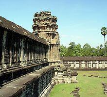 Cambodia. Angkor Wat , Siem Reap 22 by Feesbay