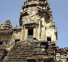 Cambodia. Angkor Wat , Siem Reap 27 by Feesbay