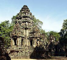 Cambodia. Angkor Wat , Siem Reap 44 by Feesbay