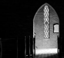 Swan Hill Church  by myraj