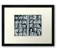 Facebook BC  ( 1999 ) Framed Print