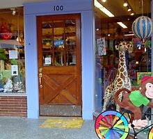 SMALLTOWN series - Toy Store Shopfront  ^ by ctheworld