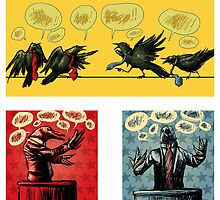 Bird Politics by Aimee Cozza
