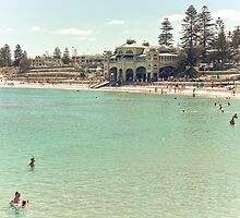 Summer in Cottesloe  by Janice Kho