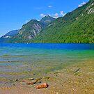 Lake Königssee 05. Germany. by Daidalos